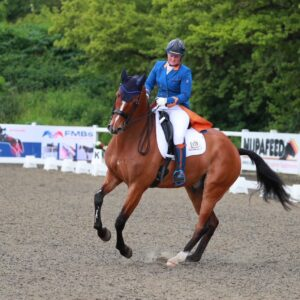 Whole industry could benefit from McTimoney Chiropractic, says International dressage rider, Tyler Bradshaw.